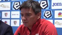 Waldemar Fornalik nowym trenerem Piasta. Wideo