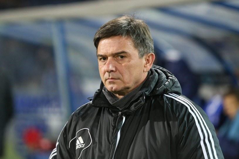 Waldemar Fornalik, trener Piasta Gliwice /East News