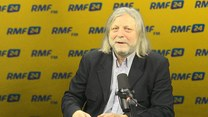 """Waldemar """"Major"""" Fydrych w Porannej rozmowie w RMF FM"""
