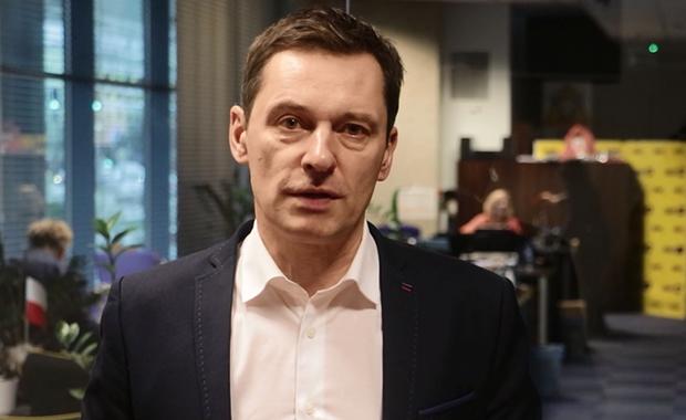 Waldemar Paruch będzie gościem Krzysztofa Ziemca w RMF FM