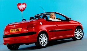 Walentynki, czyli miłość człowieka do samochodu