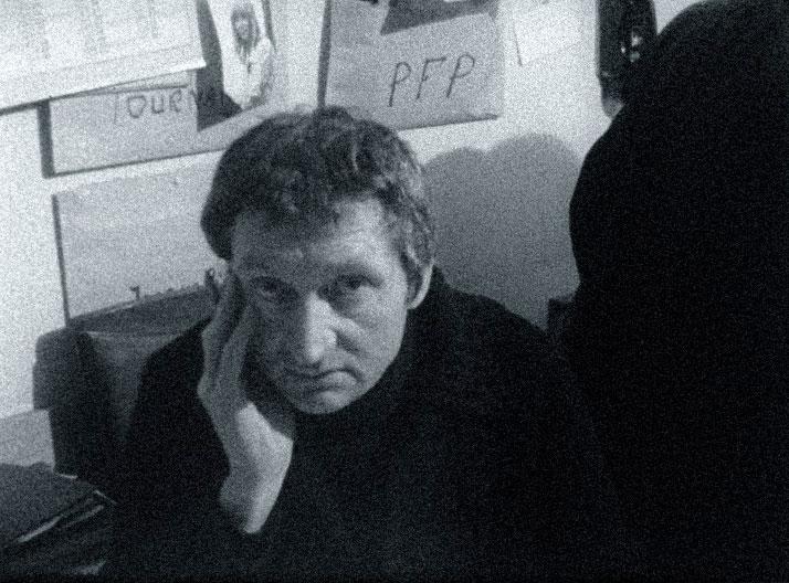 """Walerian Boroczyk. Kadr z filmu """"Love Express"""" /HBO"""