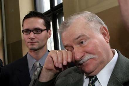 Wałęsa czeka na przeprosiny/fot. Jan Zdzarski /Agencja SE/East News