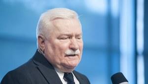 """Wałęsa dla """"Rz"""": Trzeba referendum, by odwołać ten rząd"""