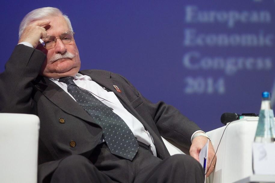 Wałęsa jednak spotka się z Obamą? /Andrzej Grygiel /PAP