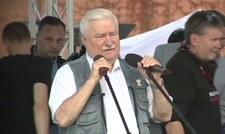 Wałęsa: Musicie odzyskać trójpodział władzy