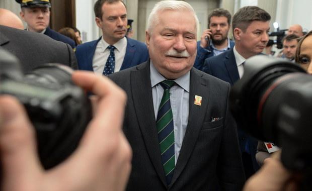 Wałęsa o odebraniu stopni generalskich: Zrobiłbym wcześniej, gdybym miał siły i mądrości więcej