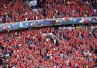 Walijscy fani utknęli w korkach przed meczem o półfinał Euro 2016