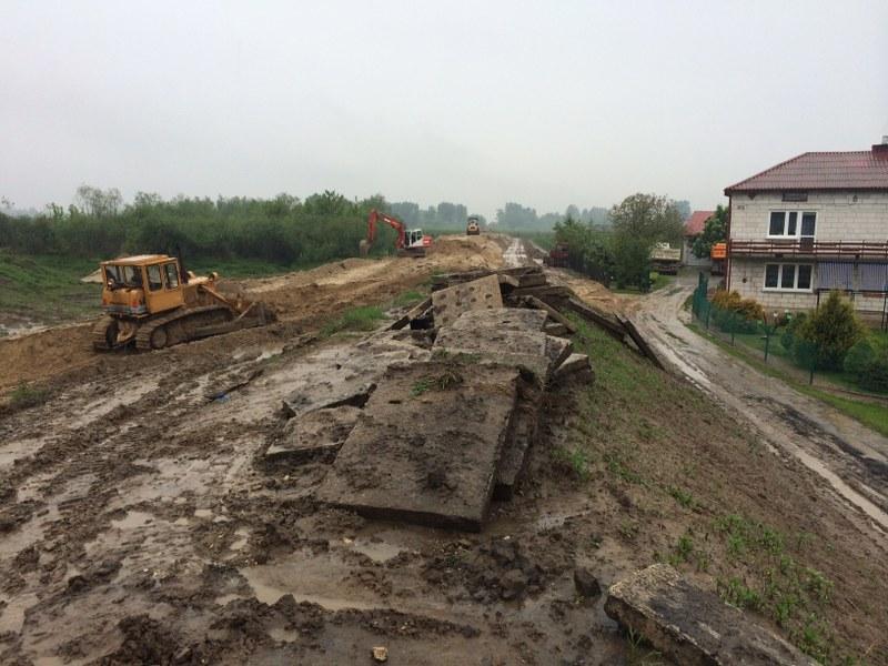 Walka z czasem w Braciejowicach /Krzysztof Kot /RMF FM