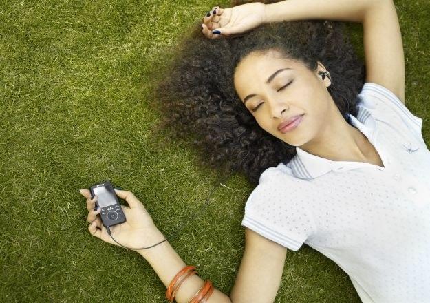 Walkman - jedna z realnych alternatyw dla iPoda /materiały prasowe