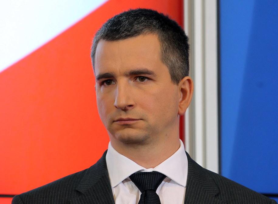 """""""Wall Street Journal"""" pisze o nowym ministrze finansów w Polsce /Radek Pietruszka /PAP"""