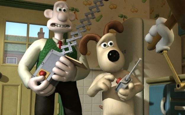 Wallace & Gromit /materiały prasowe