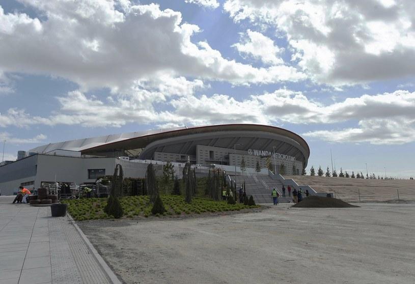 Wanda Metropolitano /PAP/EPA