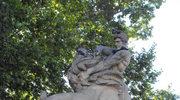 Wandale zniszczyli ogon wrocławskiego lwa