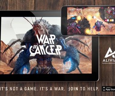 WAR ON CANCER: zagraj i wesprzyj podopiecznych Fundacji Alivia lub jednego przez ciebie wybranego
