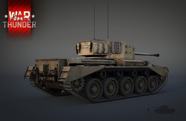 War Thunder: Czołg A34 Comet /materiały prasowe