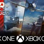 War Thunder na Xbox One X