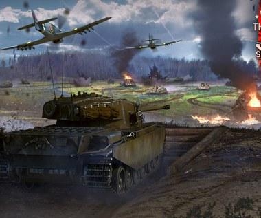 War Thunder przeprowadza szturm na pozycje wroga