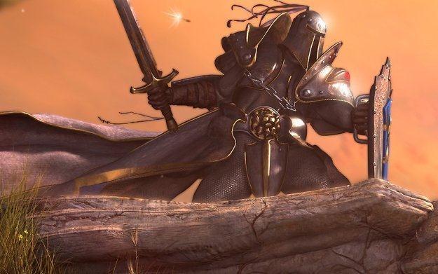 Warcraft III - motyw graficzny /