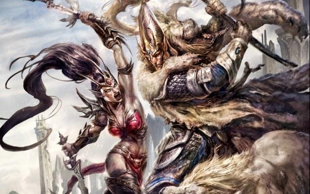 Warhammer /materiały prasowe