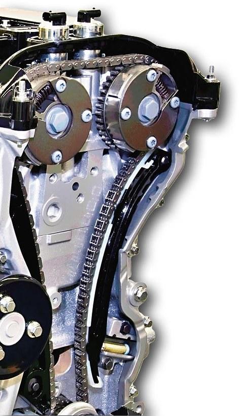 Wariator rozrządu /Motor