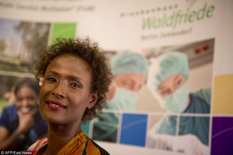 Waris Dirie /ODD ANDERSEN /AFP/East News