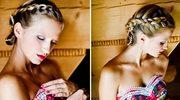 Warkocze na ślubie: Fryzury ślubne dla panny młodej
