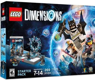 Warner Bros kończy rozwijać Lego Dimensions