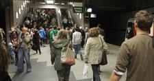 Warszawa: Dziś już metrem dojedziesz bez problemów