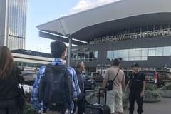 Warszawa: Ewakuacja Dworca Centralnego z powodu podejrzanego pakunku
