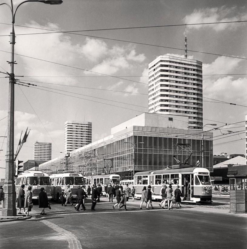 Warszawa lata 60. /Styl.pl/materiały prasowe