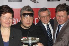 Warszawa przywitała Puchar Delaunaya