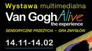 Warszawa: Wystawa Van Gogh Alive – The Experience