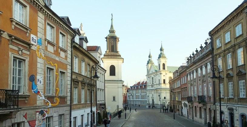 Warszawa, zdj. ilustarcyjne /Wojciech Laski /East News