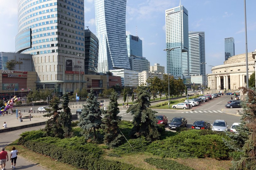 Warszawa /Wojtek Laski /East News
