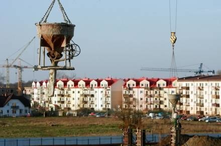 Warszawskie osiedla toną w długach / fot. P. Blawicki /Agencja SE/East News