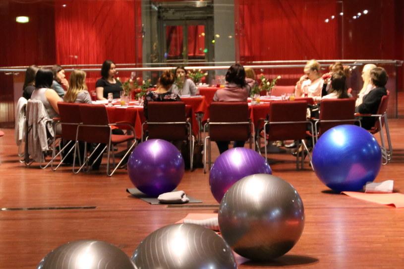Warsztaty dla przyszłych mam w Operze Krakowskiej /materiały prasowe