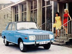 Wartburg 353 (1966–1985)