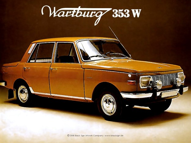 Wartburg 353 /IFA