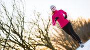Warto ćwiczyć zimą!