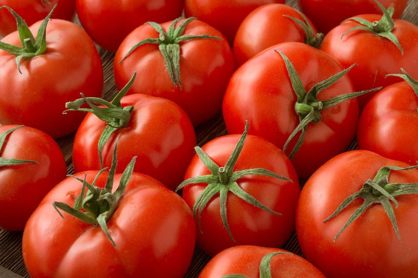 Warto jeść pomidory, bo zawierają likopen /123RF/PICSEL