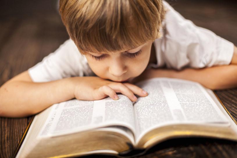 Warto wyrabiać u dzieci nawyk sięgania po książki /©123RF/PICSEL