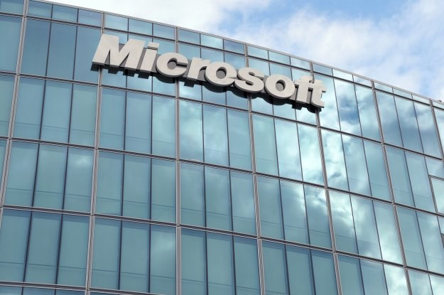 Wartosć marki Microsoftu wyraźnie się zmniejszyła /AFP