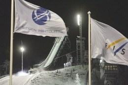 Warunki atmosferyczne w Kuusamo poprawiły się /AFP