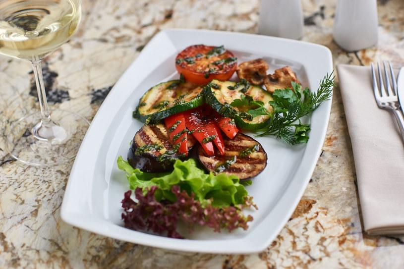 Warzywa grillowane /123RF/PICSEL