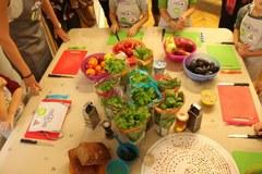 Warzywa smaczne jak słodycze, czyli jak dzieci uczą się gotować