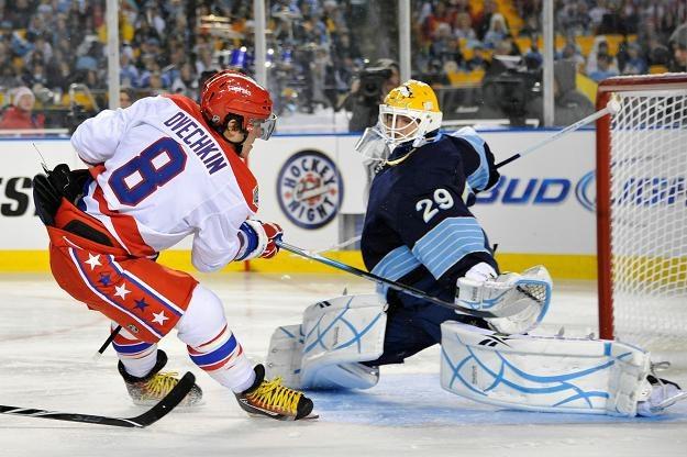 Washington Capitals wygrali z Pittsburgh Penguins 3-1 /AFP