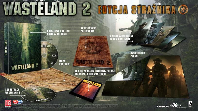 Wasteland 2 - Edycja Strażnika /materiały prasowe