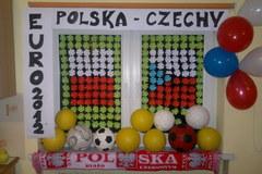 Wasze balkony i okna na mecz Polska – Czechy