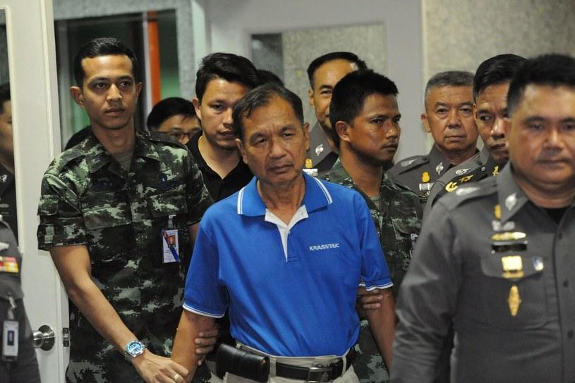 Watana Pumret spędzi w więzieniu 27 lat /Rachen Sageamsak Xinhua / eyevin /East News